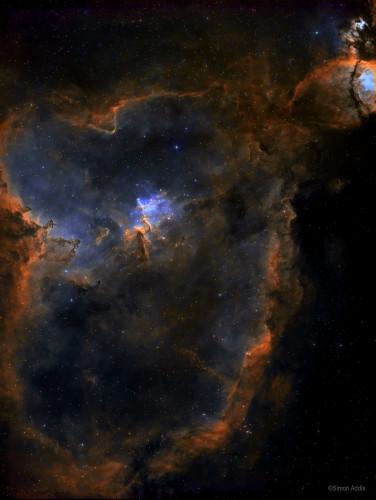 VCSE - Mai kép - Szív-köd