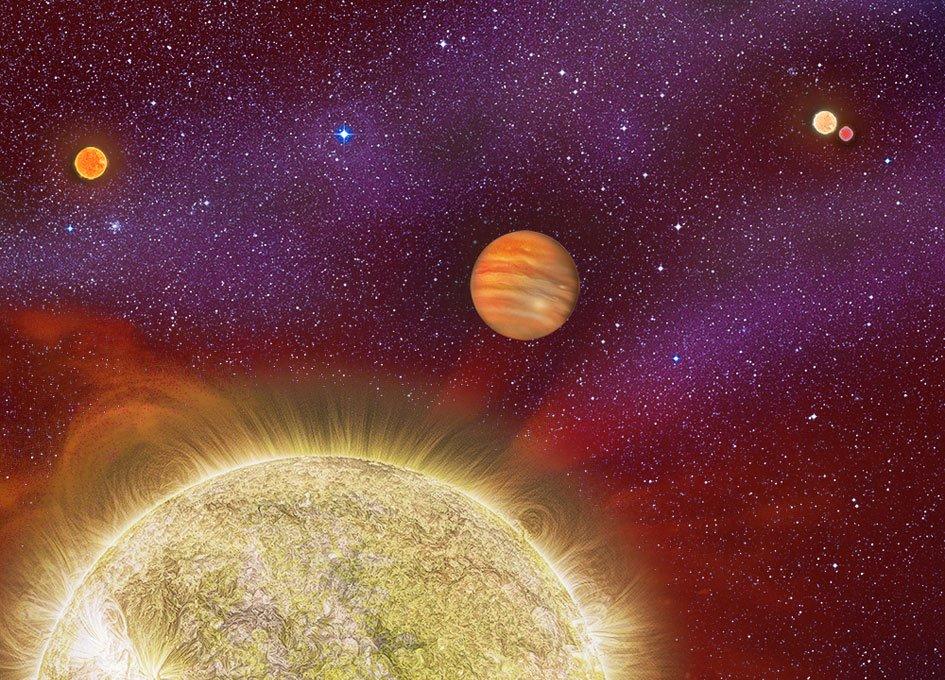 ooariCsizmadia Szilárd: Bolygójelölt egy négyes csillagrendszerben